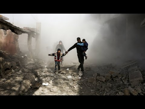 New Evidence Suggests 2018 Chemical Attack in Douma, Syria Was Staged