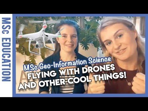 Sophie @ MSc Geo-Information Science | WURtube