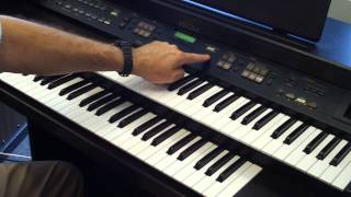 Roland Atelier AT-10S Quick Overview