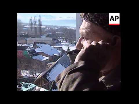 RUSSIA: CHECHNYA: MONTHS OF WAR SPARKS POWERFUL ISLAMIC REVIVAL