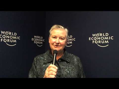 Nancy J. Powell - World Economic Forum on India 2012 social media corner