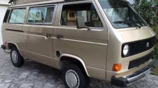 Repeat youtube video 1985 vanagon westfalia