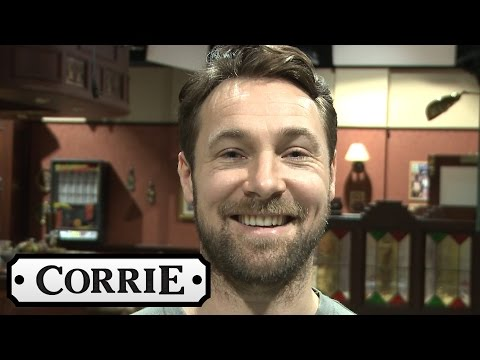 Rob Donovan Is Back - Coronation Street