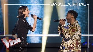 Teresa Ferrer y Marcelino Damion cantan 'Sign of the times' | Batalla final | La Voz Antena 3 2019