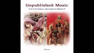 The Legend of Heroes IV Unpublished Music - A Tear of Vermillion −Sadness−