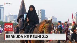 Download lagu Rombongan Peserta Reuni 212 Berkuda Menuju Monas