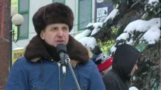 Митинг памяти Ленина 2013 пл  Лосиноостровская(, 2013-01-21T18:24:03.000Z)