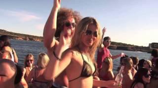 Pukka Up Ibiza Boat Party - on Lucky Life TV