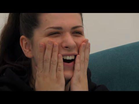 Rodzina Martyny Zrobiła Jej Niespodziankę W Formie Wideo! [Big Brother]