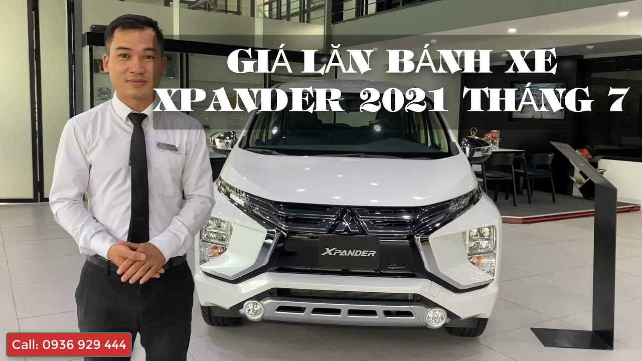 [ UPDATE  ] GIÁ XE XPANDER 2021 CUỐI THÁNG 7-2021