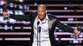 Vin Diesel Sings Emotional