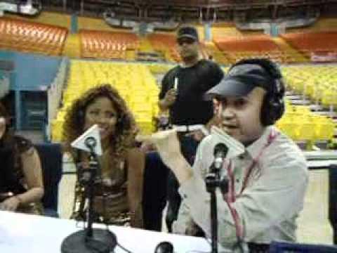 Dance UP Studio en Hatillo Entrevista a Capitanas Dancers 2010