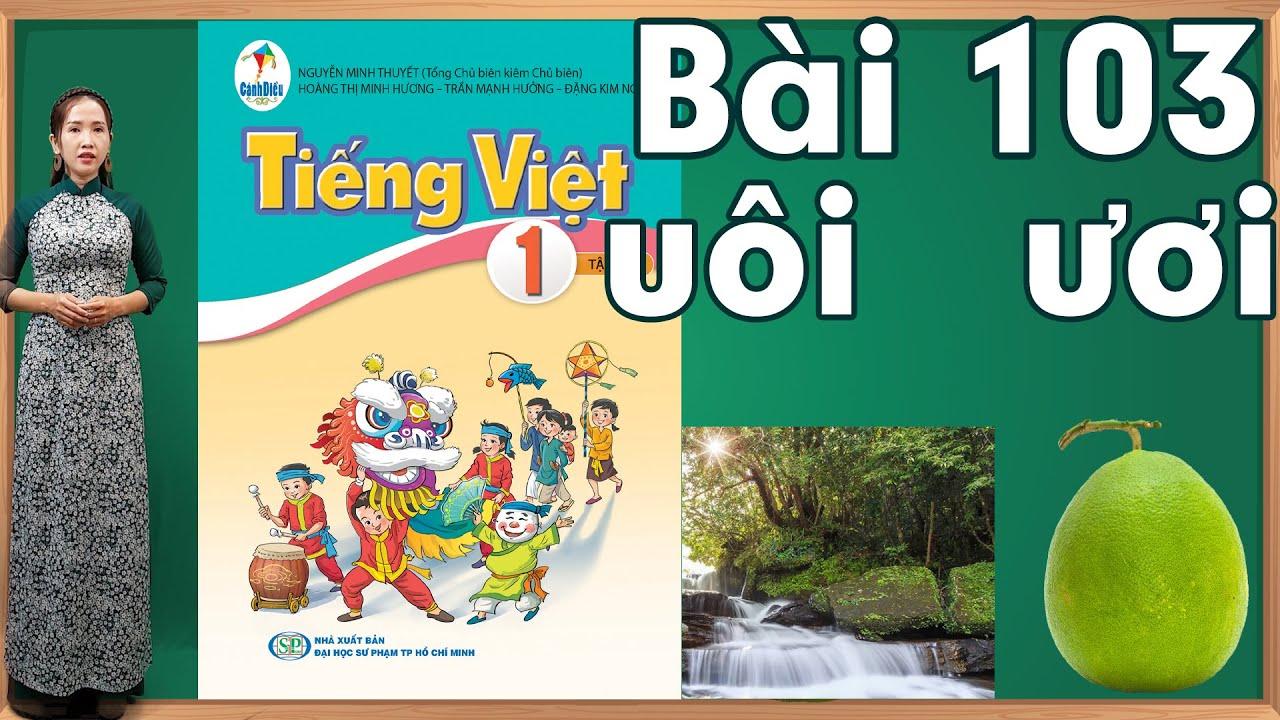 Tiếng việt lớp 1 sách cánh diều tập 2 - Bài 103 Bảng chữ cái tiếng việt  Danh van chu cai tieng viet