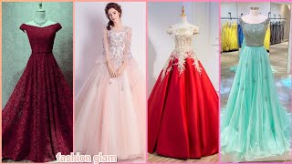 gorgeous floor length evening parties maxi dresses/silk,satin and tulle prom gowns