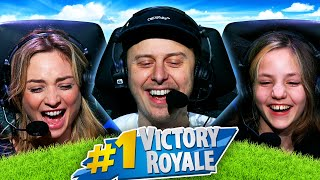 FORTNITE EN FAMILLE (Norman, Martha et Lou)