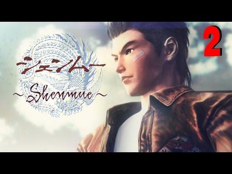 Shenmue ★ Sega Dreamcast ★ Прохождение на русском: часть #2 - Чёрная машина