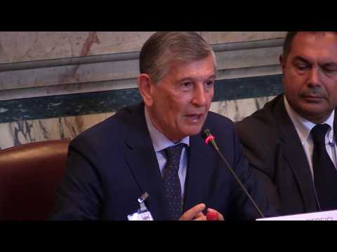 II Edizione Workshop Legge Sovraindebitamento. Intervista ad Antonio Persici, presidente OIC, e a Salvatore Taverna, presidente Dipartimento europeo UCEE per la crisi d'impresa
