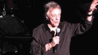 Frankie Valli Can't Take My Eyes Off You 2016