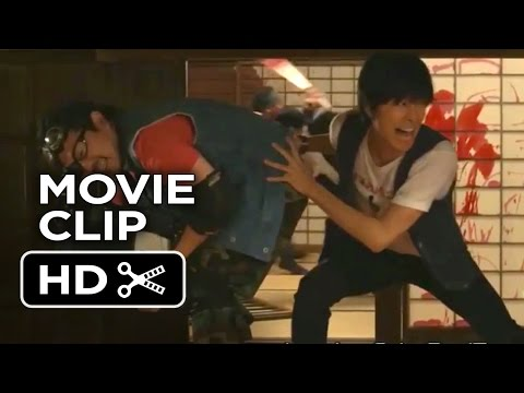 Why Don't You Play in Hell? Movie CLIP - Bombers (2014) - Sion Sono Movie HD
