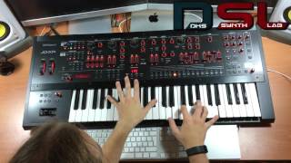 Roland JD-XA Custom Sounds Part. 1 | No Talking |