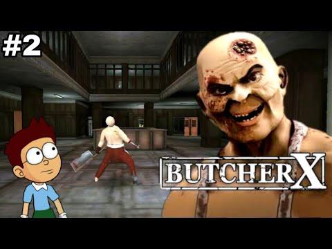 butcher x - Chicken wale Babu (part 2) Horror Game | Dk Dost