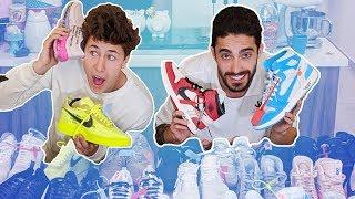JuanPa Zurita La coleccin COMPLETA de OFF-WHITE by Nike Sneakers