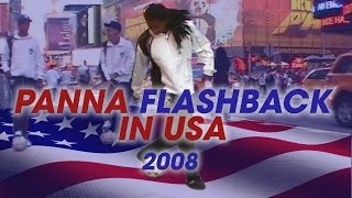 CRAZY PANNA FLASHBACK USA! - BEST OF EASY MAN 2008 Vol.2