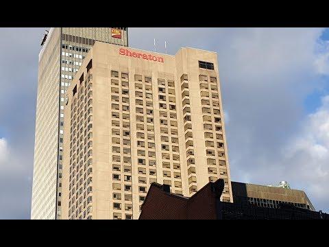 La Centre Sheraton, Montreal, Canada - Review Of Club Room 3117