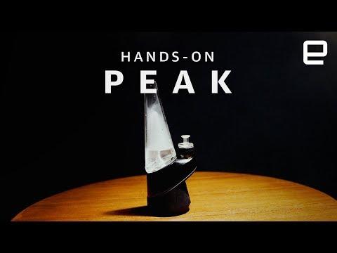 PuffCo Peak hands-on