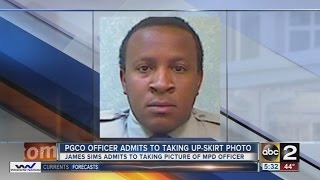 PGCO Officer pleads guilty to taking upskirt photos