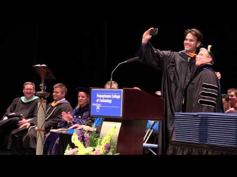 Penn College Commencement: May 15, 2015