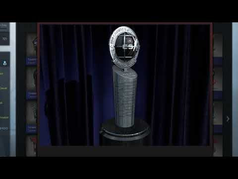 CS:GO Major Trophies, post-ELEAGUE Boston 2018