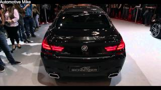 AC Schnitzer BMW M6 Gran Coupe 2013 Videos