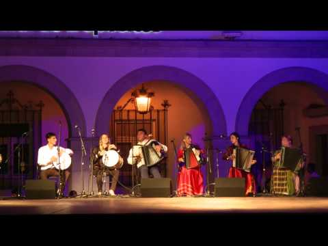 Ossetian folk music - Ensemble Arfan
