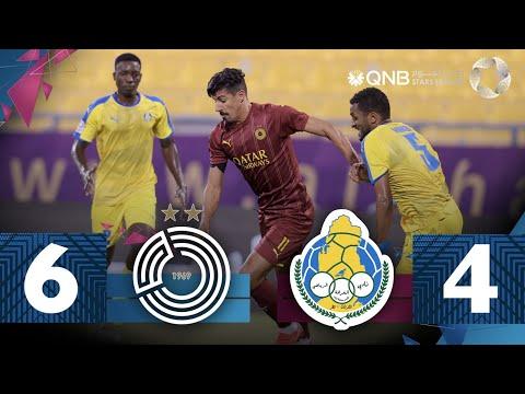 Al Sadd 6-4 Al Gharafa | Week 6