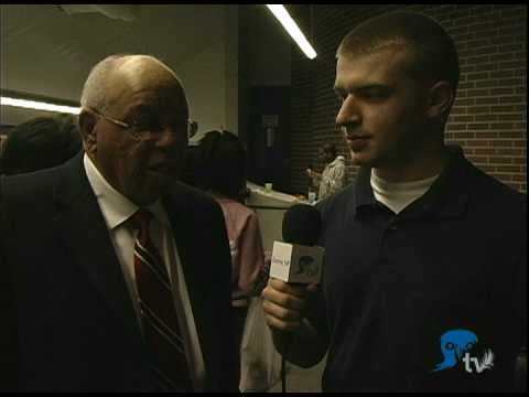 Herman Boone interview with Osprey Tv/ Spinnaker