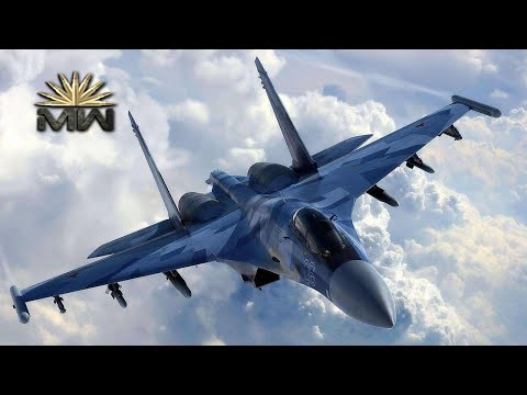 SUKHOI SU-35 Multi-Role Fighter ⚔️ Russian Air Force