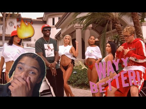 Download Youtube: Jake Paul - It's Everyday Bro (Remix) [feat. Gucci Mane] [REACTION]