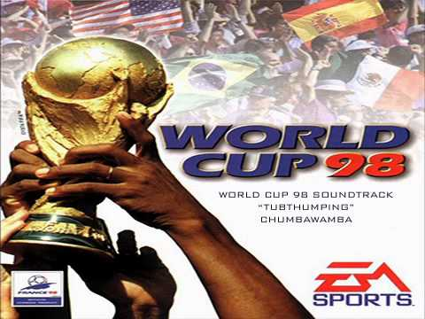 World Cup 98 Soundtrack   Tubthumping