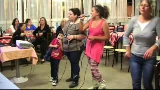 karaoke - Serena canta SALVAMI - karaboombaa