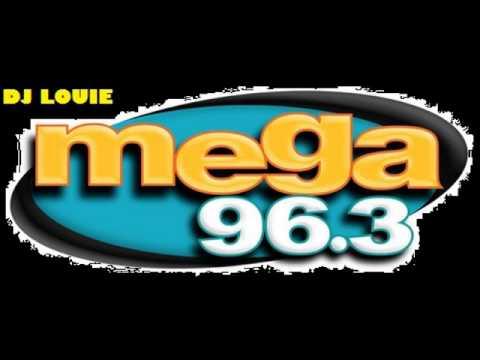 Mega 96.3 ... Dj Louie La Mega Mezcla Del Medio Dia!