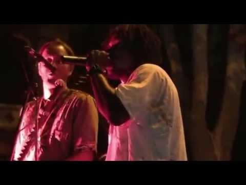 Yves Bangoura avec Ourafama à la fête de la musique à Toulouse