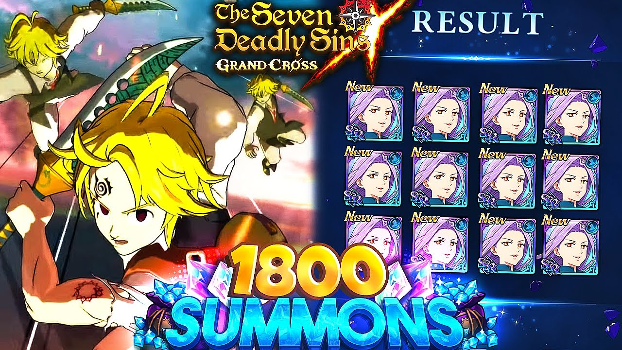 NEW FESTIVAL LUDOCIEL LIVE SUMMONS AND SHOWCASE!!! | 7DS: Grand Cross