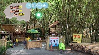 JANWAWA :: Kwanjai Bamboo Garden, Phattalung 心爱の竹园 (帕他仑府) ตลาดสวนใผ่