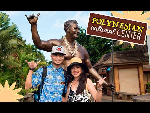 Polynesian Cultural Center - Hawaii Trip Day 2 Part 3 - ZachLiviTV