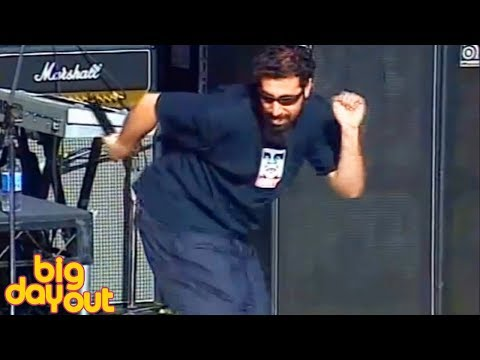 System Of A Down - Bounce live [ Big Day Out | 60fps ]