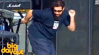 System Of A Down - Bounce live [ Big Day Out   60fps ]