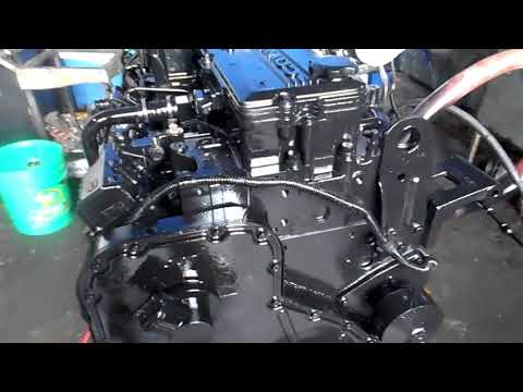 MOTOR ISC CUMMINS 315 HP ELECTRONICO 2011