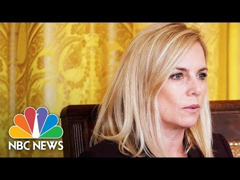 Homeland Chief Kirstjen Nielsen Testifies At Hearing On Election Interference Threats | NBC News