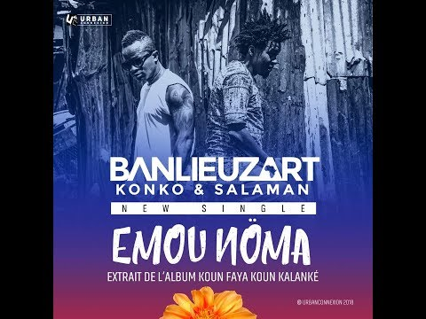 Banlieuz'Art - Emou Nöma (Audio Officiel)